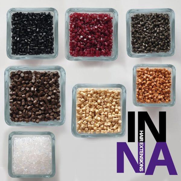 Италиански кератин на гранули Различни цветове