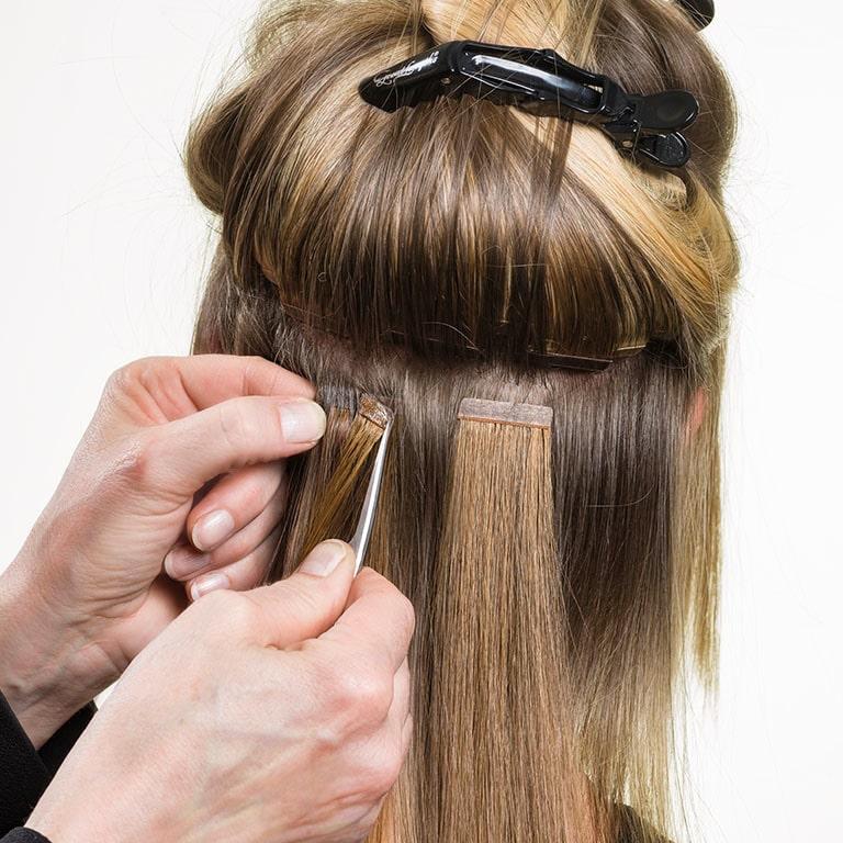 Онлайн магазин за удължаване на коса Inna Hair Extentions