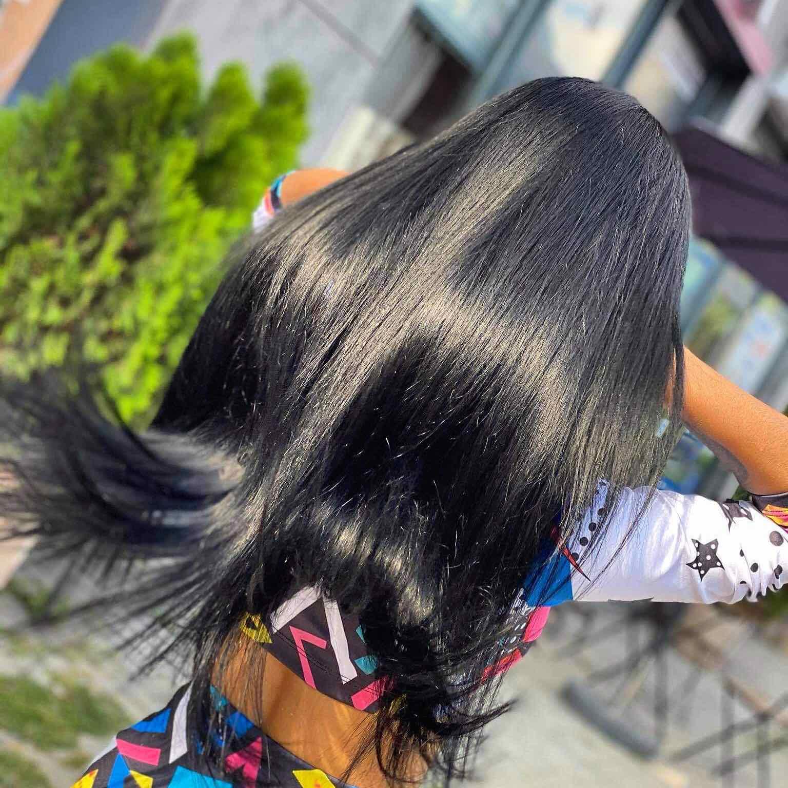 Руска коса на треса Deluxe
