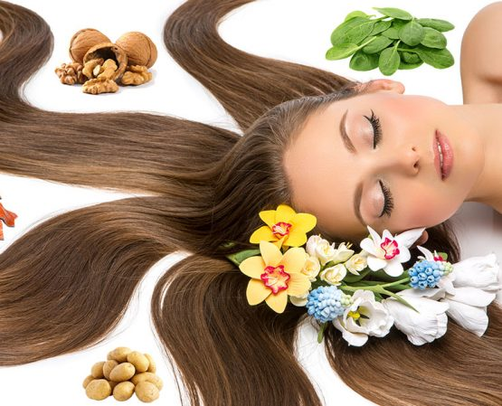 6 полезни храни за здрава коса