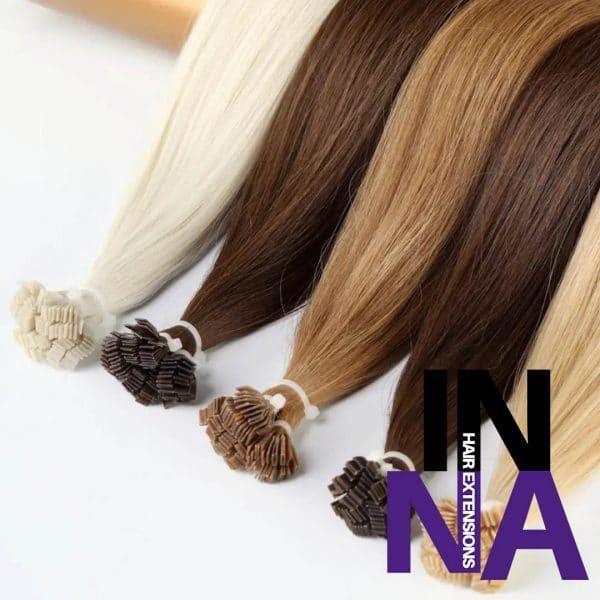 Славянска коса – Кичури с кератин за удължаване на коса